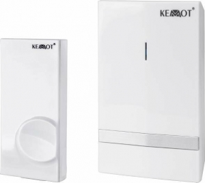 Kemot IP44 Ασύρματο Κουδούνι 230V