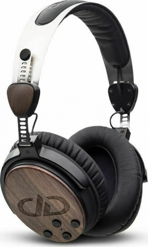 DD Audio DXBT-05 ANC Brown Ασύρματα Ακουστικά