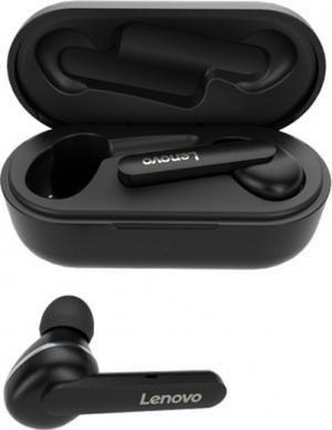 Lenovo HT28 In-ear Bluetooth Handsfree Μαύρο