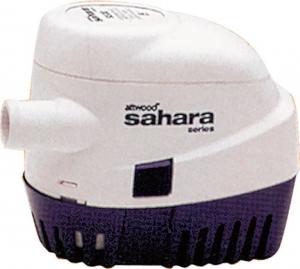 Αντλία Σεντίνας Αυτόματη με Εσωτερικό Φλοτέρ Sahara 500GPH 12V - Attwood