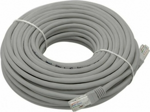 DM-2749 Patch cord UTP Cat5 20m Γκρι