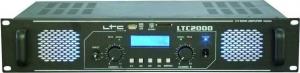Ltc-2000 τελικός ενισχυτής 1000w/4Ω