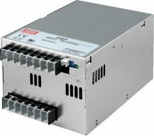 Τροφοδοτικό LED 50A με Προστασία Υπέρτασης PSP600-12 12V 600W 01.125.0042 Mean Well