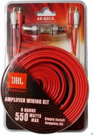 JBL AK82CA Σετ Καλωδιωσης 8G