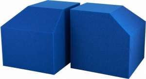 EQ Acoustics Project Cube – Blue Ηχοαπορροφητικό [Μπασοπαγιδα] Αφρού 30cm [2Τεμχ]