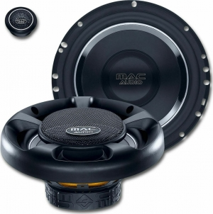 Mac Audio MPE 2.16  Διαιρουμενα Ηχεία Αυτοκινήτου 6''