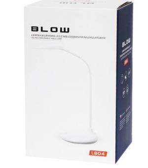 Blow LB-04 Φωτιστικό γραφείου LED με ενσωματωμένη Μπαταρία