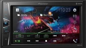Pioneer DMH-G221BT - 6,2'' - Bluetooth - USB - υποστηρίζει Mirroring - 4X50W