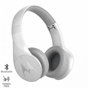 Motorola PULSE ESCAPE Λευκό Ασύρματα Bluetooth over ear ακουστικά Hands Free