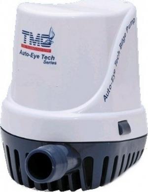 TMC-30615/24V Αυτόματη αντλία σεντίνας  με Φλοτέρ 24V/1500GPH