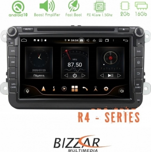 Bizzar R4v2 Series VW Group 8″ Android 10 4core Navigation Multimedia