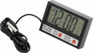 Blow TH-002 Θερμόμετρο LCD - Ρολόι