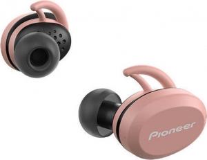 Pioneer E8 In-ear Bluetooth Handsfree Ροζ