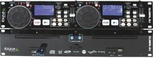Ibiza GLOBAL-DJ. Διπλο cd/mp3/sd card.Player με scratch.