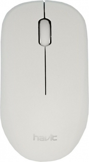 Havit MS66GT (WHITE) Ασύρματο Ποντίκι