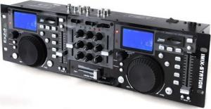 Ibiza Imix-Station μίκτης ήχου με usb/sd