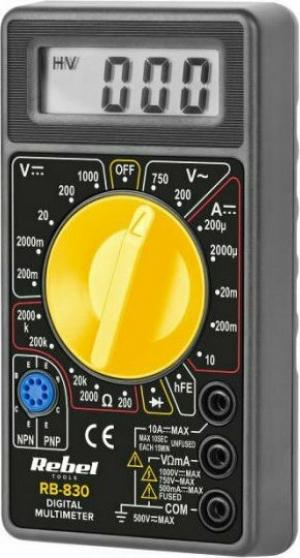 REBEL RB-830 Πολύμετρο