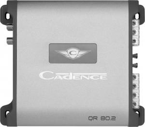 Cadence QR80.2 Amplifier 2 x 120w RMS 2Ω