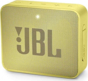 JBL Go 2 Lemonade Yellow Φορητό ηχείο Bluetooth