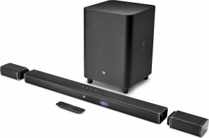 JBL 5.1 Sound bar with wireless subwoofer, Bluetooth, HDMI