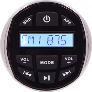 Hasda H-820 Αδιάβροχο ράδιο-usb-aux-Bluetooth 4x45w