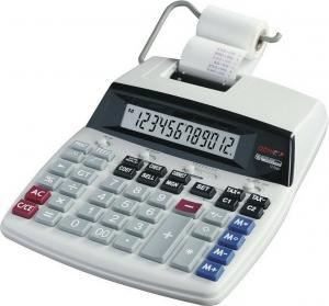 Genie D69 PLUS Αριθμομηχανή γραφείου με δίχρωμη εκτύπωση