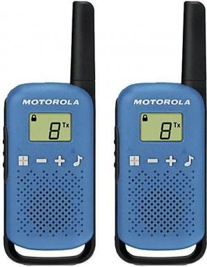 Motorola Talkabout T42 Twin Pack Μπλε