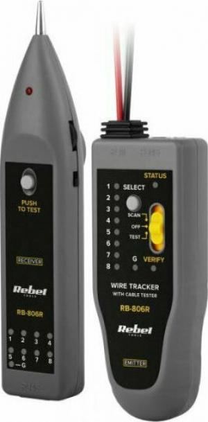REBEL RB-806R Ελεγκτής τηλεφωνικής γραμμής (εύρεση ζεύγους καλωδίων)