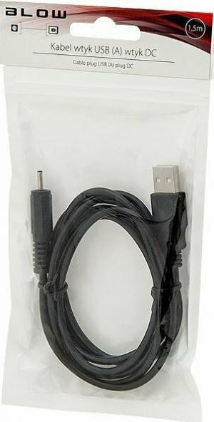 Καλώδιο Τροφοδοσίας για Tablet 0.7/2.5 USB A σε DC 1m