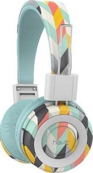Havit H2238d (BLUE) Καλωδιακά Ακουστικά
