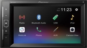 Pioneer DMH-A240BT - 6,2''- Bluetooth - USB - υποστηρίζει Mirroring - 4X50W