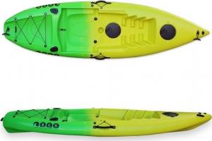 SCK Purity Plus μονοθέσιο καγιάκ - Κίτρινο/Πράσινο  RYM01-PU-YL-GR