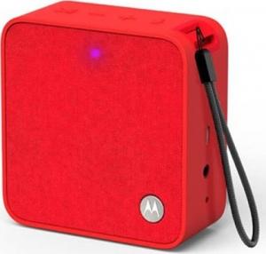 Motorola Sonic Boost 210 Ηχείο Bluetooth 6W με 4 ώρες Λειτουργίας Red