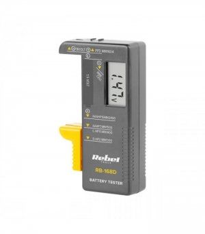 Rebel MIE-RB-168D battery tester