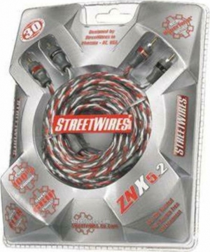 MTX StreetWires ZNX10K .Κιτ Καλωδιων 8G