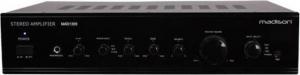 Madison MAD1305BK στερεοφωνικός ενισχυτής hi-fi
