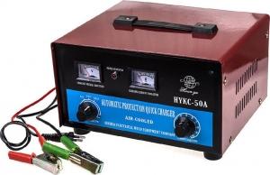HUAN QIU HYKC-50AΦορτιστής μπαταριών 50Α / 6V -12V -24V