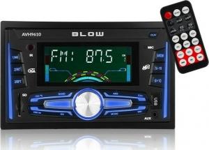 Blow AVH-9610 Ραδιόφωνου αυτοκινήτου  2DIN BT-USB-SD