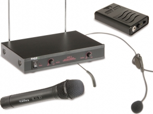 Ibiza VHF2H ασύρματο σύστημα VHF