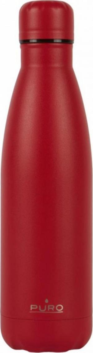 Puro Icon Bottle 500ml – Κόκκινο