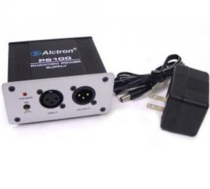 Alctron PS-100 τροφοδοτικό μικροφώνων phantom 48v