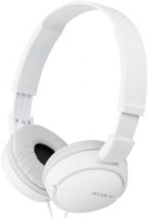 Sony MDR-ZX110 White.Ακουστικα