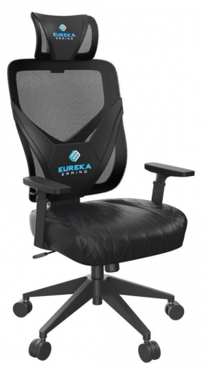 Gaming Καρέκλα - Eureka Ergonomic® ONEX GE300-Black