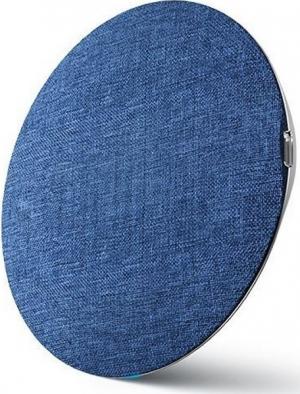 Havit W3001 Φορητός Ασύρματος Φορτιστής (Blue)