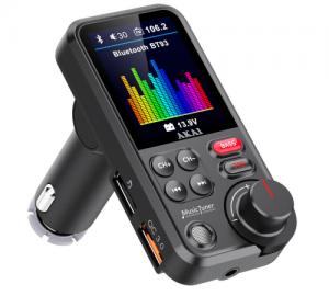 Akai FMT-93BT Transmitter με Handsfree / USB / Aux / microSD