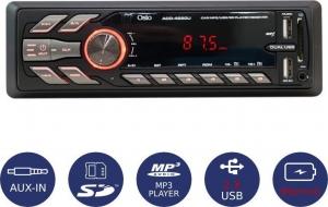 Osio ACO-4220U Radio με διπλό USB για φόρτιση και κάρτα SD / Aux-In