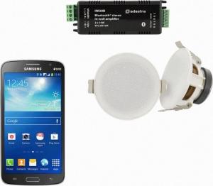 ADASTRA AD-SL3-BT Ολοκληρωμένο σύστημα με Bluetooth Ενισχυτή  (IW30B) και 2 χωνευτά ηχεία (SL3)