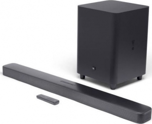 JBL Bar 5.1 Surround 5.1 Sound bar, wireless subwoofer, Bluetooth, HDMI