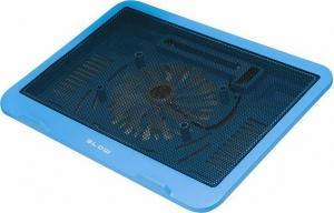 Βάση Laptop με Ανεμιστήρα Μπλε DM-66-362