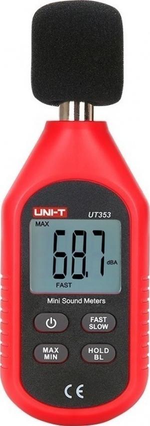 UNI-T. UT-353 Μινι μετρητής ήχου.